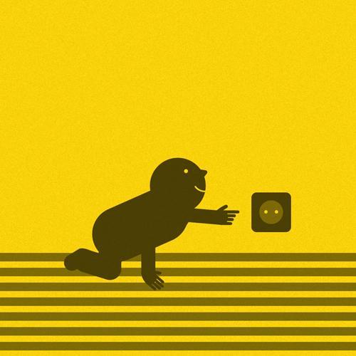 Consejos eléctricos para los más pequeños