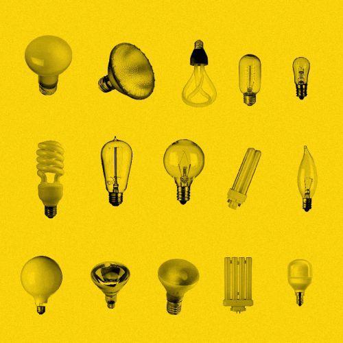 Tipos de bombillas: las mil y una formas de la luz