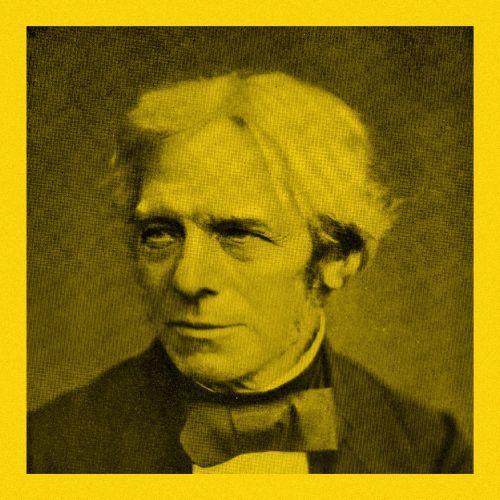 Michael Faraday, un tipo con un magnetismo eléctrico