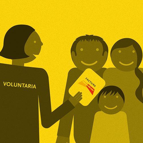 Voluntariado contra la pobreza energética
