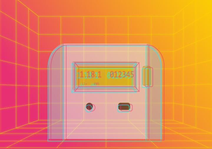 ¿Cómo funciona un contador de luz digital? (II)