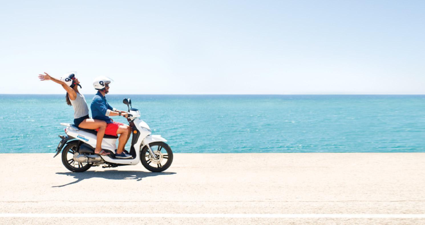Entrevista a Cooltra: alquiler de motos y sostenibilidad