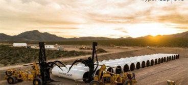 Hyperloop, uno de los transportes del futuro