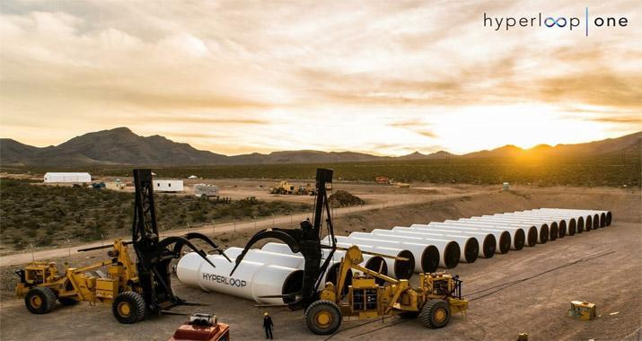 Hyperloop, uno de los transportes del futuro