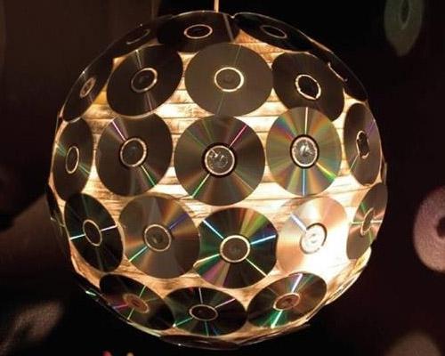 Lampara CD