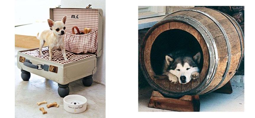 Casetas maleta y barril